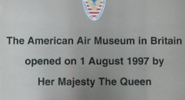 Muzeum: American Aviation Muzeum Duxford
