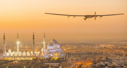 Testovací let Solar Impulse 2 (video)