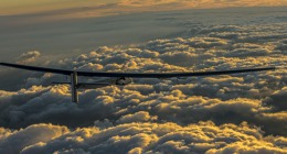 Solar Impulse 2 nad Pacifikem