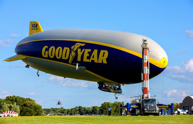 Zeppelin NG Wingfoot One, Foto: EAA/ Chris Miller