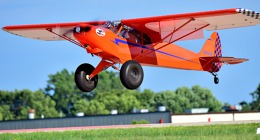 Valdez STOL demonstration, Foto EAA / DeKevin Thornton