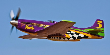 "Foto: Marylin Dash - P-51 ""Voodoo"""