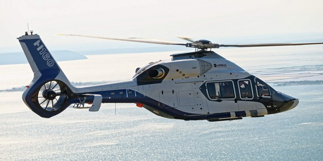 Foto: Airbus Helicopters / Thierry Rostang
