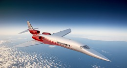 Render: Aerion Supersonic