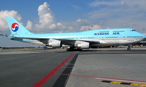 B747-400 Korean Air