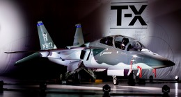 Rollout Boeing T-X