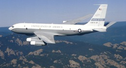 Boeing OC-135B Open Skies US Air Force. Zdroj: Wikimedia
