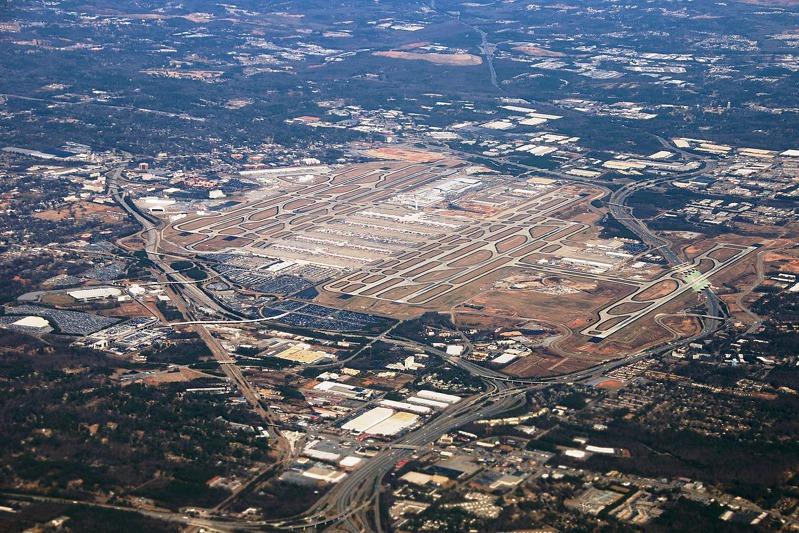 Letiště Atlanta