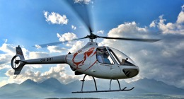 Guimbal Cabri G2. Foto: LION Helicopters