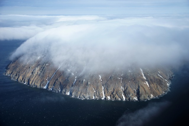 Little Diomede, USA