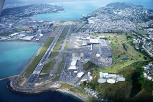 Wellington/Wellington airport