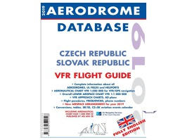 Aerodrome Database 2019 CZ+SK, English Edition