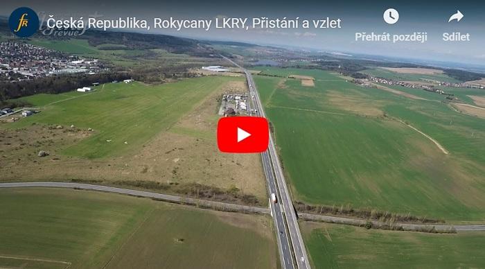 Představujeme česká a slovenská letiště: Rokycany (LKRO)