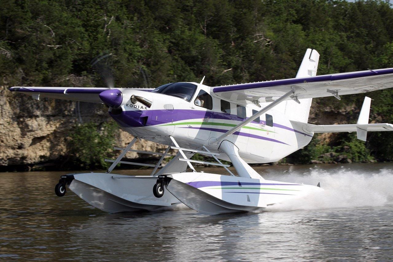Quest Aircraft Kodiak 100 Series II: Dříč do buše i pralesa