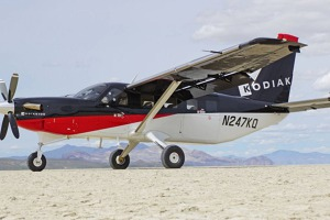 Quest Aircraft Kodiak 100 Series II.