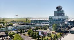 připojení k letišti v Houstonu