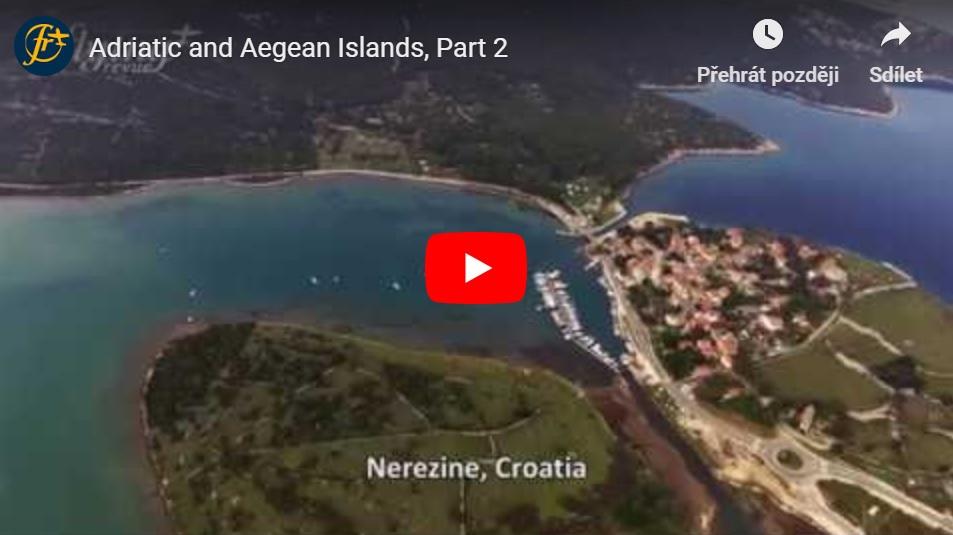 Ostrovy Jaderského a Egejského moře 2: Nad Kornati a Primoštenem do Tivatu