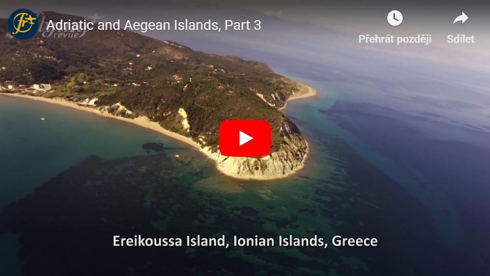 Ostrovy Jaderského a Egejského moře 3: Z Boky Kotorské přes Albánii na Korfu