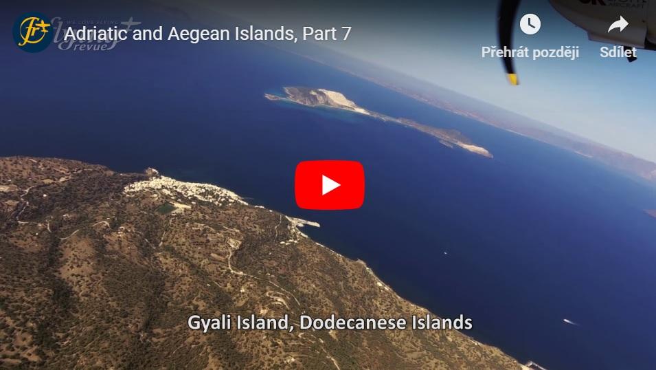 Ostrovy Jaderského a Egejského moře 7: Z ostrova Rhodos na ostrov Samos