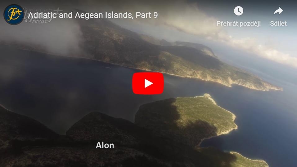 Ostrovy Jaderského a Egejského moře 9: Z ostrova Lesbos ke Sporadským ostrovům
