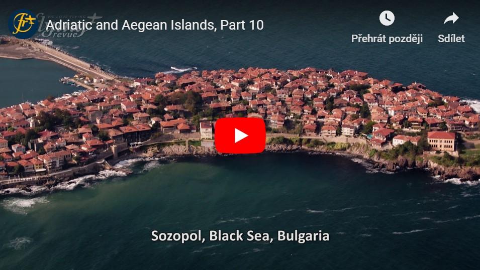 Ostrovy Jaderského a Egejského moře 10: Ze Soluně do Velkého Tarnova