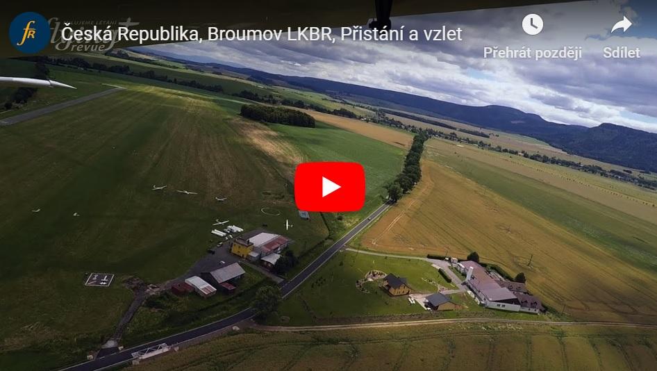 Představujeme česká a slovenská letiště: Broumov (LKBR)