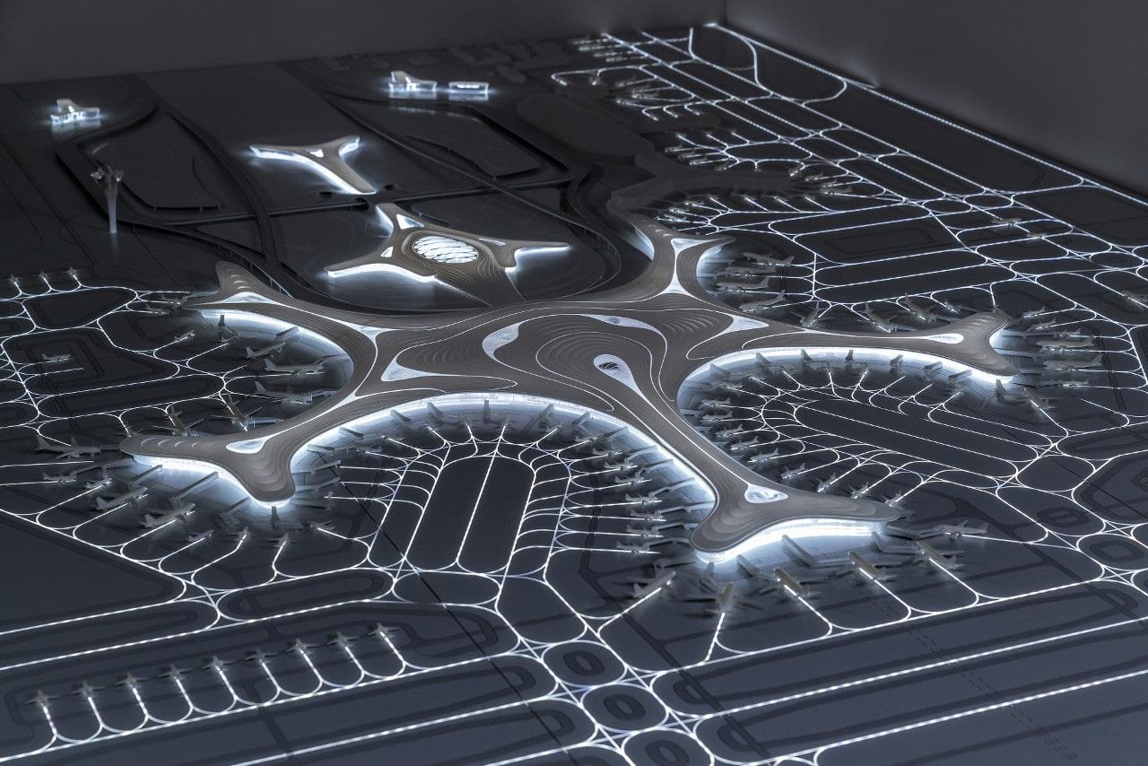 V čínském Charbinu budou mít nejfuturističtější letiště světa