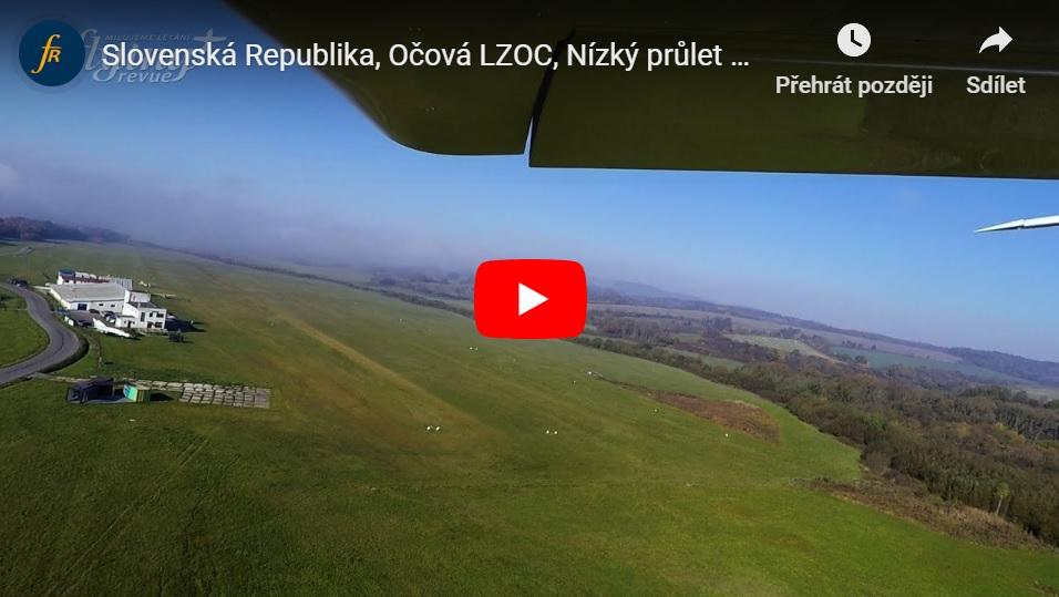 Představujeme česká a slovenská letiště: Očová (LZOC)