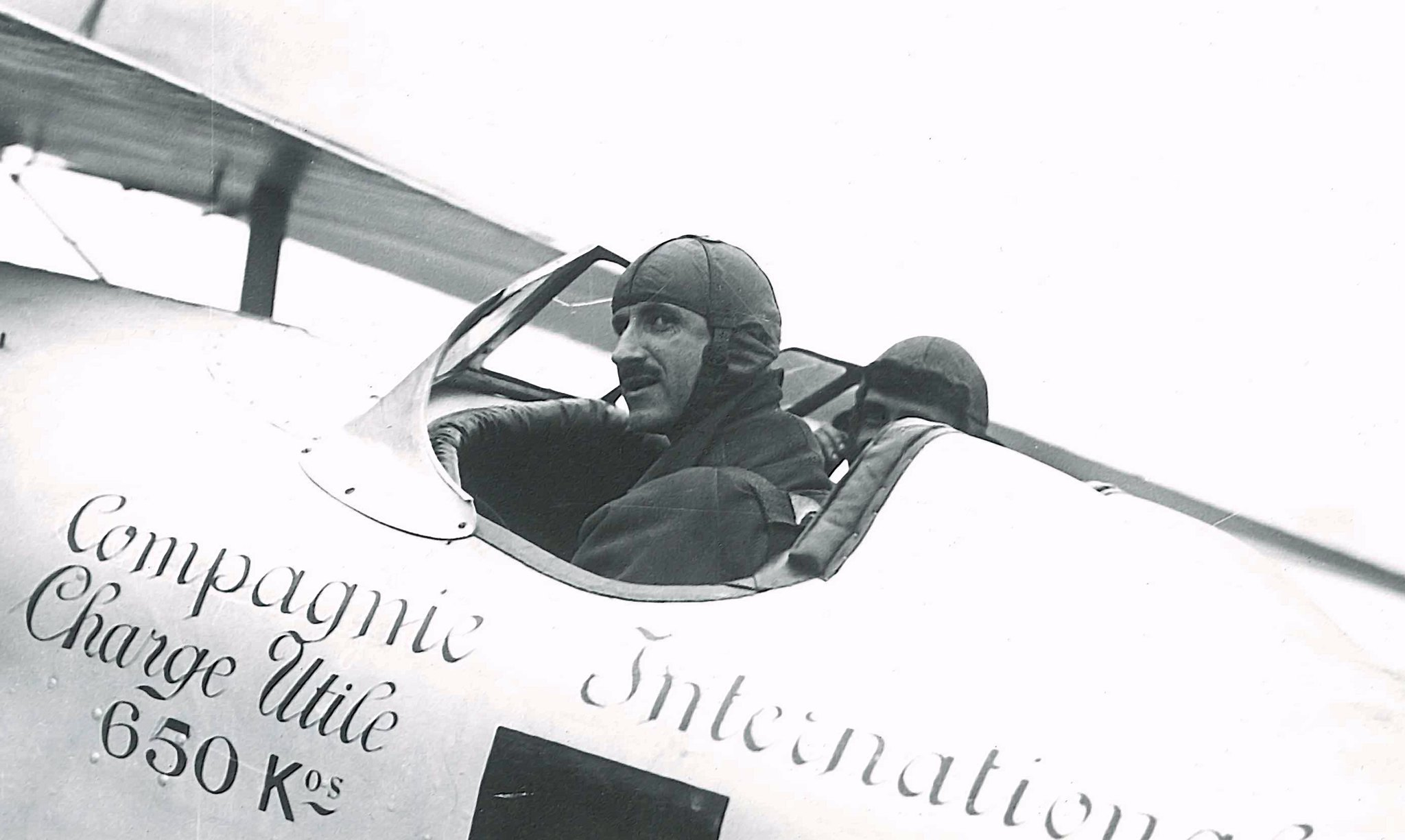 Maurice Noguès (1889 - 1934): Muž, jenž jako první létal noční lety s cestujícími - kopie