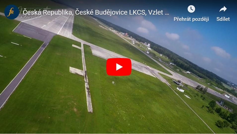 Představujeme česká a slovenská letiště: České Budějovice (LKCS)