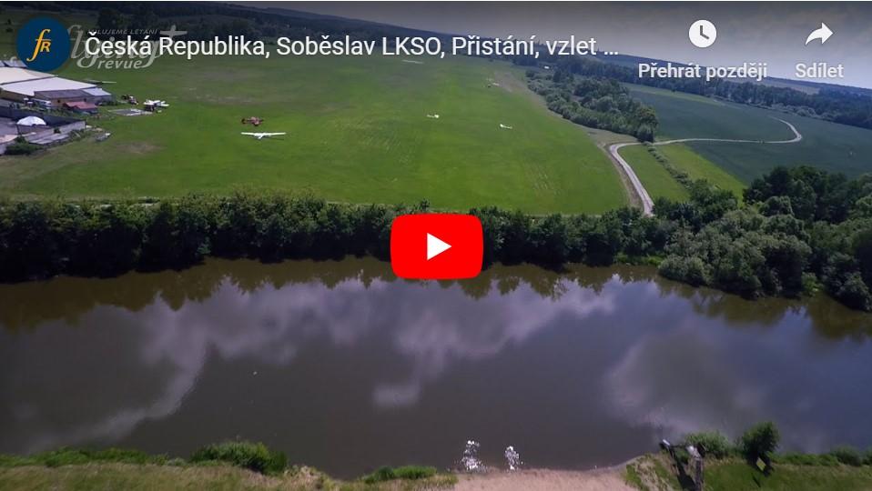 Představujeme česká a slovenská letiště: Soběslav (LKSO)