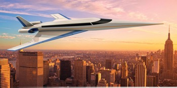 S-512 Quiet Supersonic Jet. Zdroj: Spikeaerospace.com