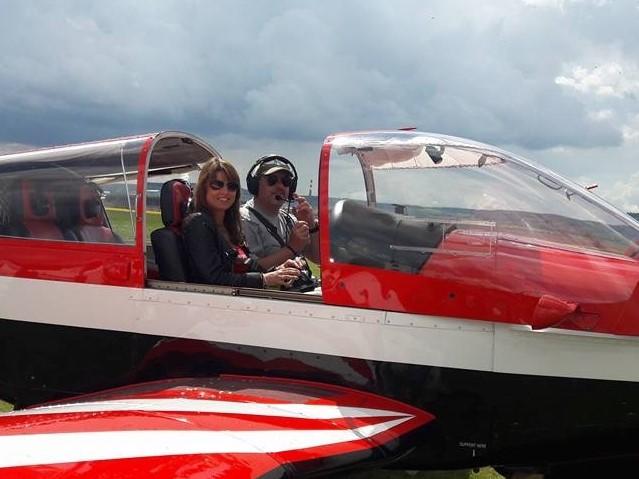 Za každým přistáním hledám příběh, říká člen Klubu lovců letišť Pavel Kratochvíl