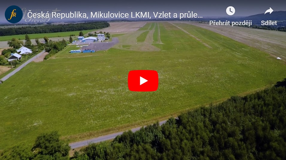 Představujeme česká a slovenská letiště: Mikulovice (LKMI)