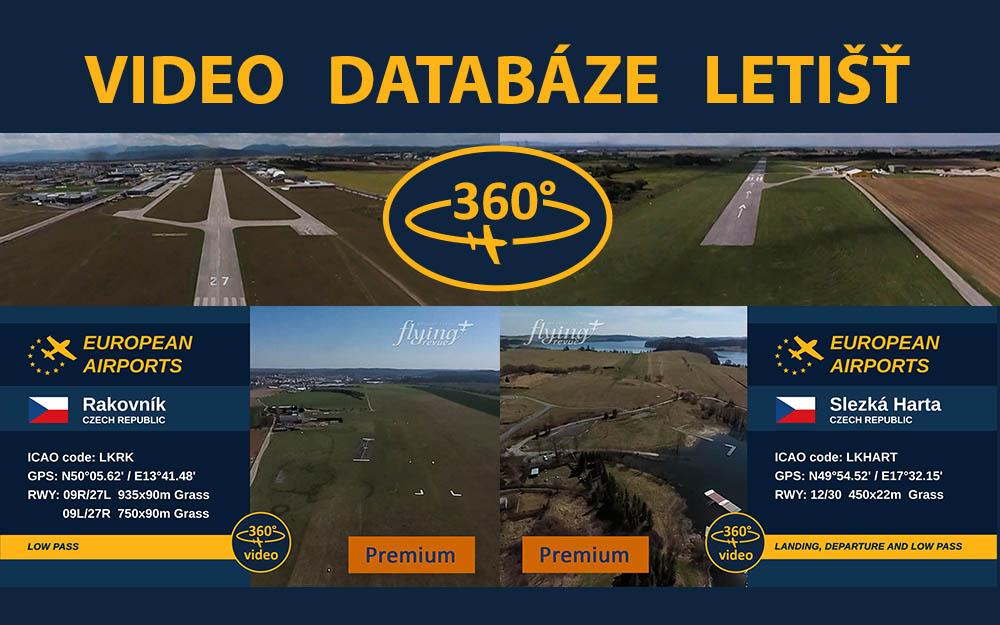 Video databáze letišť - pravidelný update 0.4