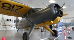 Stinson AT19B-Reliant Mk.III