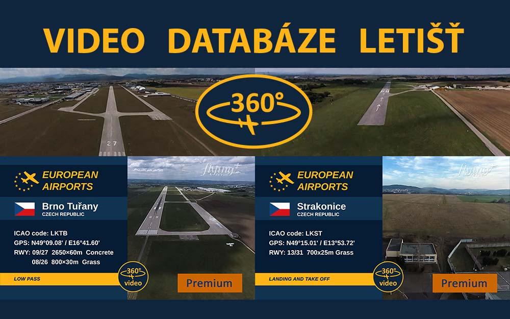 Video databáze letišť - pravidelný update 0.9