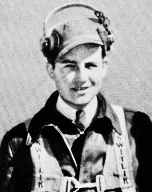 Zkušební pilot Harry Lawrence Reiter Jr.